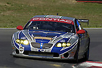 The TRG GTO R driven by Kelly Collins and Paul Edwards at the Emco Gears Classic at Mid-Ohio, 2006<br />