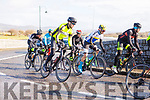 Cycling action from the Lacey Cup cycling on Sunday.