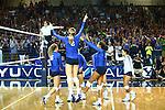 2015 BYU Women's Volleyball vs Oregon State