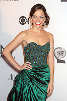 Laura Osnes at the 66th Annual Tony Awards at The Beacon Theatre on June 10, 2012 in New York City. Credit: RW/MediaPunch Inc. NORTEPHOTO.COM