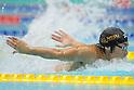 Yuya Horihata, September 4, 2011 - Swimming : Yuya Horihata competes in the Intercollegiate Swimming Championships, men's 400m Individual Medley final at Yokohama international pool, Kanagawa. Japan. (Photo by Yusuke Nakanishi/AFLO SPORT) [1090]