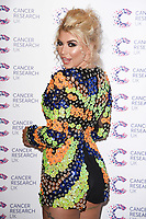 Olivia Buckland arriving at James Ingham&rsquo;s Jog On to Cancer, in aid of Cancer Research UK at The Roof Gardens in Kensington, London.  <br /> 12 April  2017<br /> Picture: Steve Vas/Featureflash/SilverHub 0208 004 5359 sales@silverhubmedia.com