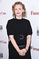 Maxine Peake<br /> arriving for the London Film Festival 2017 screening of &quot;Funny Cow&quot; at the Vue West End, Leicester Square, London<br /> <br /> <br /> &copy;Ash Knotek  D3327  09/10/2017