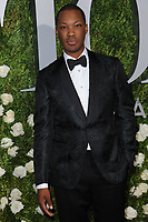 www.acepixs.com<br /> June 11, 2017  New York City<br /> <br /> Corey Hawkins attending the 71st Annual Tony Awards arrivals on June 11, 2017 in New York City.<br /> <br /> Credit: Kristin Callahan/ACE Pictures<br /> <br /> <br /> Tel: 646 769 0430<br /> Email: info@acepixs.com