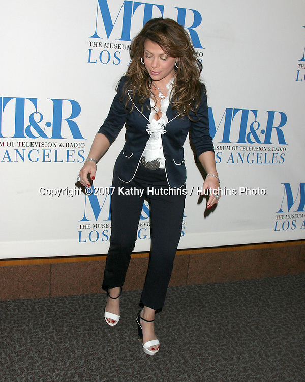 "Paula Abdul.""American Idol"" Honored by the.24th Annual William S. Paley Television Festival.Museum of TV & Radio.Director's Guild.Los Angeles, CA.March 1, 2007.©2007 Kathy Hutchins / Hutchins Photo..."