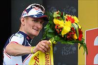 Andre Greipel (Ger)..Joie - Podium .Rouen / St Quentin.5/7/2012.Tour de France - Vise / Tournai.Foto Insideofoto / Kalut - De Voecht / Photo News / Panoramic.ITALY ONLY
