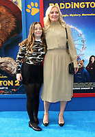 6 January 2018 - Los Angeles, California - Elisabeth Rohm with daughter Easton August Anthony Wooster. &ldquo;Paddington 2&rdquo; L.A. Premiere held at the Regency Village Theatre.     <br /> CAP/ADM<br /> &copy;ADM/Capital Pictures