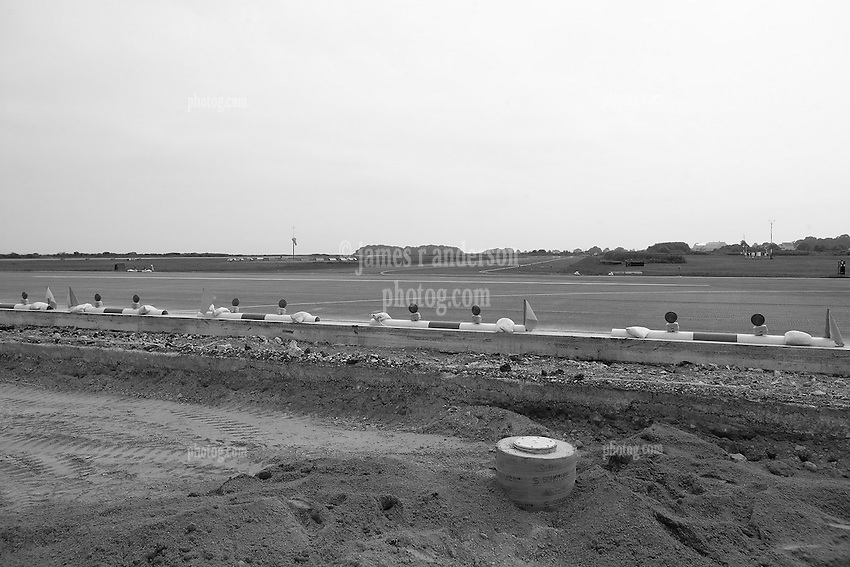 Groton New London Airport CT-DOT Project #58-299 Progress Photography | Mizzy Construction Shoot Three