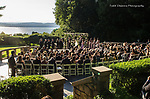 Mamaroneck Beach and Yacht Club<br /> Lauren and Ted's Wedding A gala summer wedding overlooking the Hudson River at Abigail Kirsch at Tappan Hill Mansion.