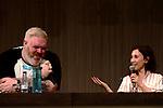 FESTIVAL METROPOLI GIJON.<br /> Comic Con.<br /> Kristian Nairn &amp; Sirek Kekilli.