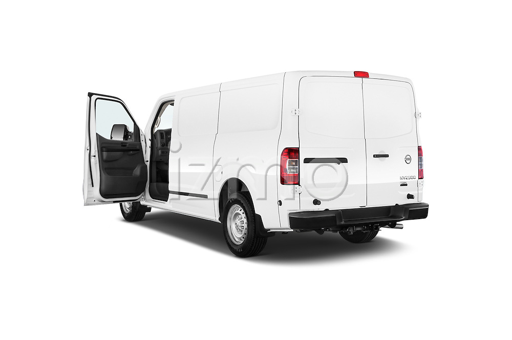 Car images of a 2015 Nissan NV Cargo 2500 Standard Roof S V6 Door Cargo Van Doors