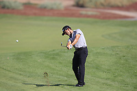 Wade Ormsby (AUS) on the 10th fairway during the final round of the DP World Tour Championship, Jumeirah Golf Estates, Dubai, United Arab Emirates. 18/11/2018<br /> Picture: Golffile | Fran Caffrey<br /> <br /> <br /> All photo usage must carry mandatory copyright credit (© Golffile | Fran Caffrey)