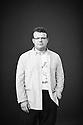Tony Ryan writer of Project Sunshine at The Edinburgh International Book  Festival 2013 . CREDIT Geraint Lewis