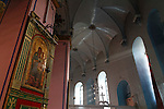 Israel, the Ethiopian Orthodox Church (Debra Gannet) in West Jerusalem