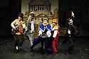 Dickens Unplugged .With Matthew Hendrickson,Luke Evans,Bryan Torfeh,Simon Jermond,Gabriel Vick. Performing at Assembly at George Street  at The Edinburgh Festival 2007 CREDIT Geraint Lewis