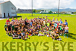 Austin Stacks GAA are hosting their annual juvenile summer camp in Connolly Park last Week