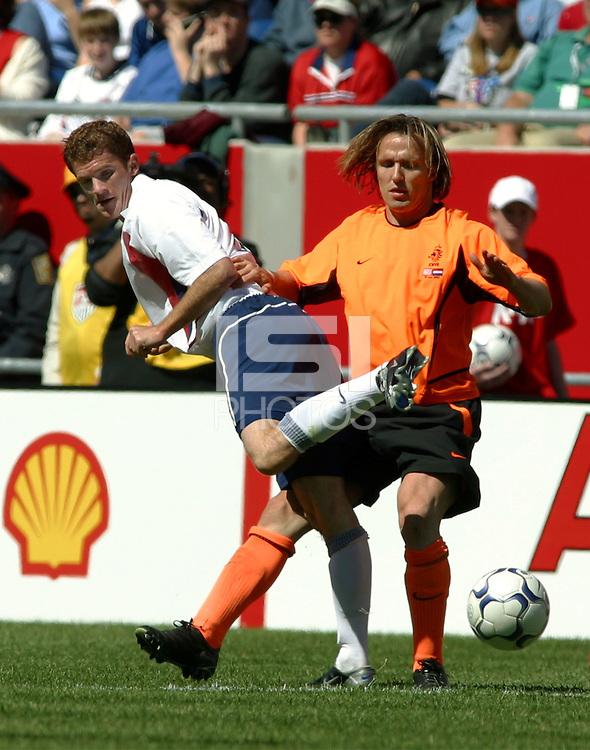 John O'Brien,Holland vs. USA, 2002.