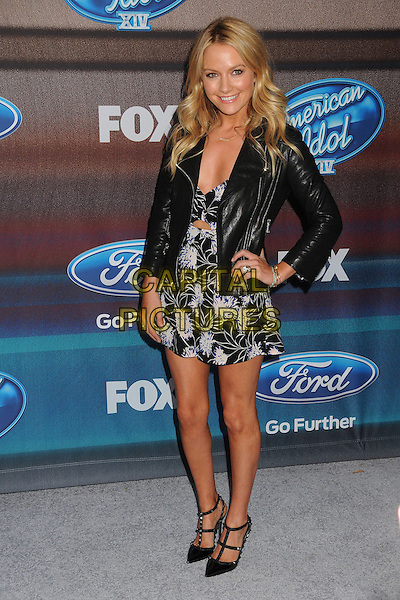 11 March 2015 - West Hollywood, California - Becki Newton. American Idol Season 14 Finalists Party held at The District. <br /> CAP/ADM/BP<br /> &copy;BP/ADM/Capital Pictures