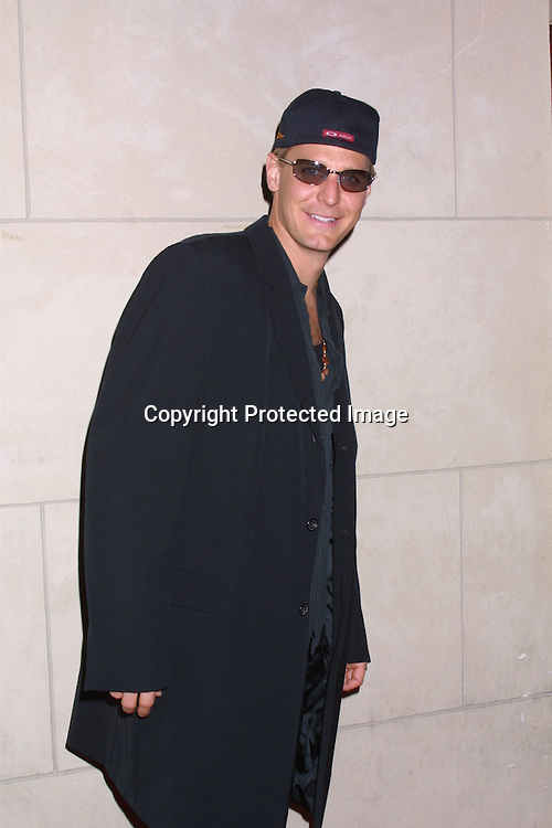 "©2003 KATHY HUTCHINS / HUTCHINS PHOTO.GENERAL HOSPITAL 40TH ANNIVERSAY PARTY.""The Highlands"" Club.HOLLYWOOD, CA.APRIL 3, 2003..Ingo Rademacher"