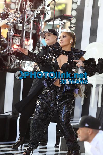 Jennifer Lopez in concert 5/6/2019<br /> On the NBC Today Show<br /> Photo By John Barrett/PHOTOlink.net
