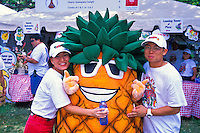"Scenes from the annual """"Taste of Honolulu"""" festival include a wide variety of foods, music and cultural events."