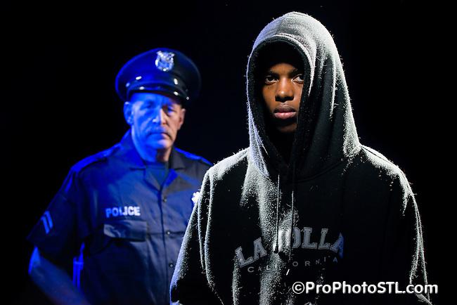 Black & Blue publicity images
