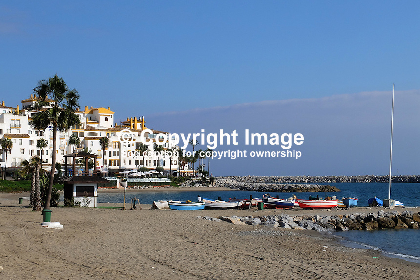 Beach, Puerto Banus, Marbella, Spain, November, 2015, 201511121794<br />