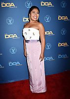 HOLLYWOOD, CA - FEBRUARY 02: Yalitza Aparicio  attends the 71st Annual Directors Guild Of America Awards at The Ray Dolby Ballroom at Hollywood & Highland Center on February 02, 2019 in Hollywood, California.<br /> CAP/ROT/TM<br /> ©TM/ROT/Capital Pictures