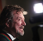 Robert Plant attending the 35th Kennedy Center Honors at Kennedy Center in Washington, D.C. on December 2, 2012