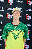Matthew McMahon during the Under Armour All-America Tournament powered by Baseball Factory on January 17, 2020 at Sloan Park in Mesa, Arizona.  (Mike Janes/Four Seam Images)