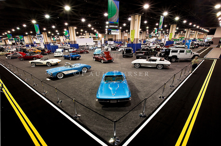 Chalotte NC The Uptown Car Show At The Convention Center In - Car show charlotte nc