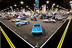 Chalotte NC - The uptown car show at the convention center in Charlotte.