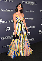 CULVER CITY, CA - NOVEMBER 11: Actress/singer Eiza Gonz&aacute;lez attends the 2017 Baby2Baby Gala at 3Labs on November 11, 2017 in Culver City, California.<br /> CAP/ROT/TM<br /> &copy;TM/ROT/Capital Pictures