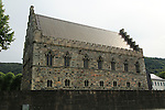 Historic Haakon's Hall, city of Bergen, Norway dating from 13th century