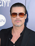 "Brad Pitt attends The World Premiere of Disney's ""Maleficent"" held at The El Capitan Theatre in Hollywood, California on May 28,2014                                                                               © 2014 Hollywood Press Agency"
