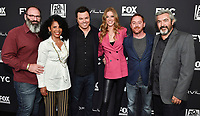 "LOS ANGELES - APRIL 24: Howard Berger, Penny Johnson, Seth MacFarlane, Adrianne Palicki, Scott Grimes and Jon Cassar attend a red carpet FYC event and panel for FOX's ""The Orville"" at the Pickford Center for Motion Picture Study Linwood Dunn Theater on April 24, 2019 in Los Angeles, California. (Photo by Vince Bucci/Fox/PictureGroup)"