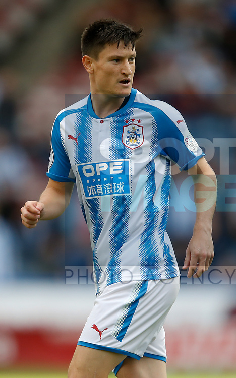 Joe Lolley of Huddersfield Town during the pre season friendly at the John Smith's Stadium, Huddersfield. Picture date: July 26th 2017. Picture credit should read: Simon Bellis/Sportimage