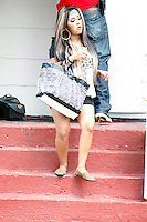 Snooki pictured during filming of The Jersey Shore Show season six in Seaside Heights, New Jersey on June 25, 2012  © Star Shooter / MediaPunchInc *NORTEPHOTO* **SOLO*VENTA*EN*MEXICO** **CREDITO*OBLIGATORIO** **No*Venta*A*Terceros** **No*Sale*So*third** *** No*Se*Permite Hacer Archivo** **No*Sale*So*third** *Para*más*información:*email*NortePhoto@gmail.com*web*NortePhoto.com*
