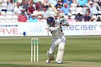 Stevie Eskinazi hits four runs for Middlesex during Essex CCC vs Middlesex CCC, Specsavers County Championship Division 1 Cricket at The Cloudfm County Ground on 26th June 2017