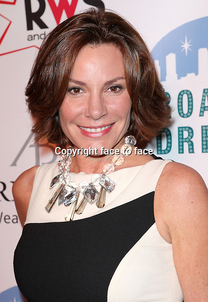 "LuAnn de Lesseps attending the Broadway Dreams Foundation's ""Champagne & Caroling Gala"" at Celsius at Bryant Park, New York, 10.12.2012...Credit: McBride/face to face"