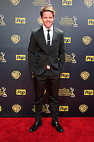 BURBANK - APR 26: Lachlan Buchanan at the 42nd Daytime Emmy Awards Gala at Warner Bros. Studio on April 26, 2015 in Burbank, California