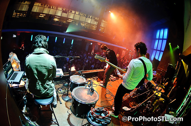 Option // Control in concert at Voodoo Lounge of Harrah's Casino in Maryland Heights, MO on Oct 30, 2009.