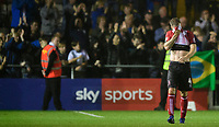 Lincoln City's Michael O'Connor at the end of the game<br /> <br /> Photographer Chris Vaughan/CameraSport<br /> <br /> The Carabao Cup Second Round - Lincoln City v Everton - Wednesday 28th August 2019 - Sincil Bank - Lincoln<br />  <br /> World Copyright © 2019 CameraSport. All rights reserved. 43 Linden Ave. Countesthorpe. Leicester. England. LE8 5PG - Tel: +44 (0) 116 277 4147 - admin@camerasport.com - www.camerasport.com