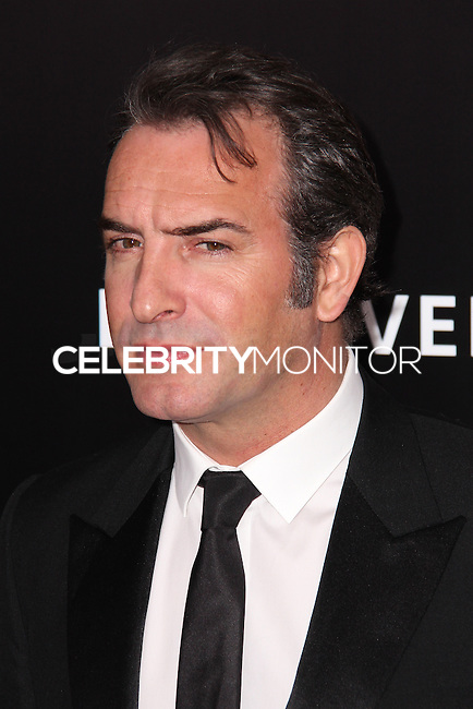 "NEW YORK, NY - FEBRUARY 04: Jean Dujardin at the New York Premiere Of Columbia Pictures' ""The Monuments Men"" held at Ziegfeld Theater on February 4, 2014 in New York City, New York. (Photo by Jeffery Duran/Celebrity Monitor)"