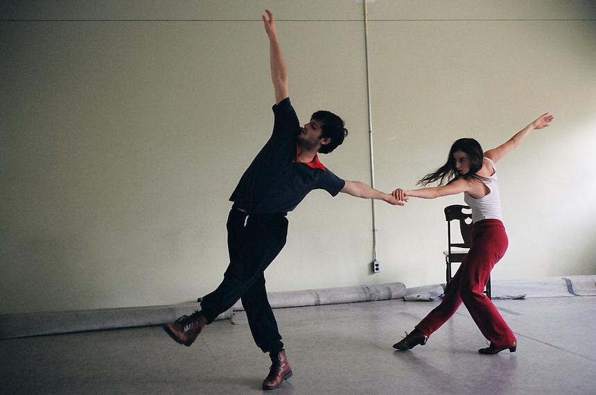 Left to Right: Zack Winokur & Michelle Mola
