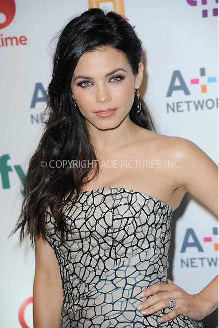 WWW.ACEPIXS.COM<br /> May 8, 2014 New York City<br /> <br /> Jenna Dewan Tatum attending the A+E Networks 2014 Upfronts at the Park Avenue Armory on May 8, 2014 in New York City.<br /> <br /> Please byline: Kristin Callahan<br /> <br /> ACEPIXS.COM<br /> <br /> Tel: (212) 243 8787 or (646) 769 0430<br /> e-mail: info@acepixs.com<br /> web: http://www.acepixs.com