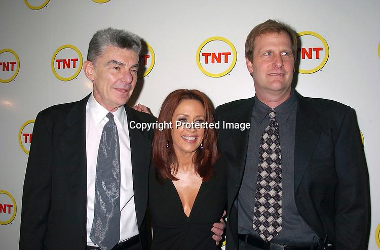 Richard Benjamin, Patricia Heaton and Jeff Daniels