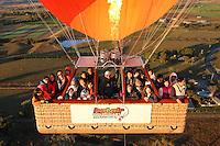 20150709 July 09 Hot Air Balloon Gold Coast