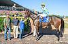 Serapis winning at Delaware Park on 9/14/15