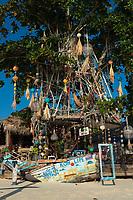 Sea La Vie rasta bar on Koh Lipe island, Thailand